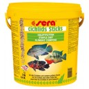 SERA CICHLIDS STICKS 10l